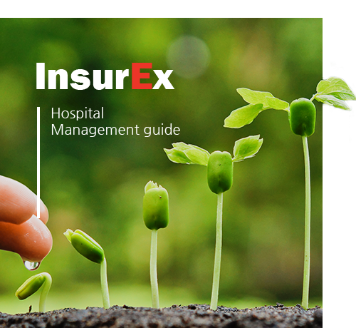 InsurEx- Hospital Management guide